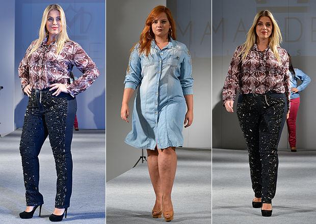 """fcb7683af1 MARDEN – Marca paranaense de jeanswear participa pela terceira vez do  evento e a coleção inverno 2015 traz o tema """"Luxo Urbano""""."""