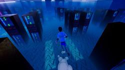 Servers room