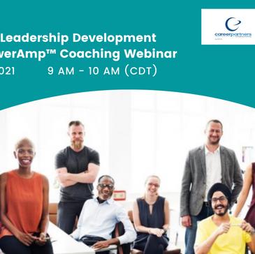 Amplify Leadership Development with PowerAmp™ Coaching Webinar