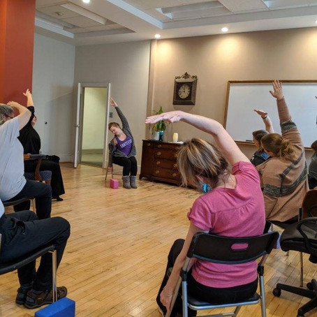 Free yoga creates a safe space in Richmond, VA
