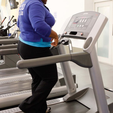 Training the trainers: weight bias works out in the gym, too.
