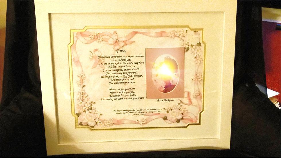 Gift in a Frame (GIAF)