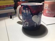 Doni's personalized mug