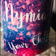 Nymia's Mug  ( for a teacher)