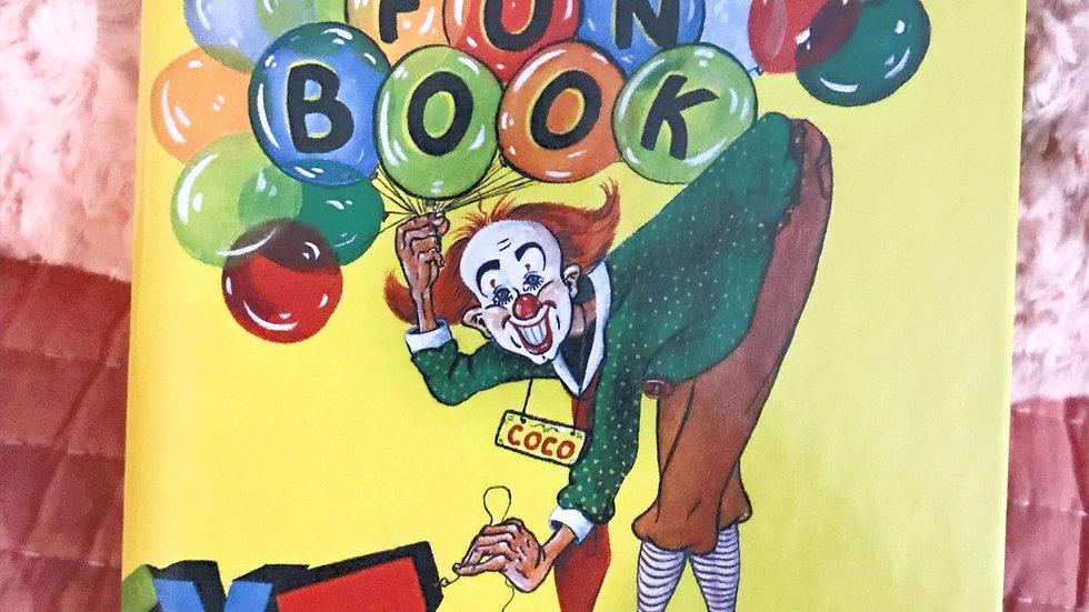 My School Fun Book