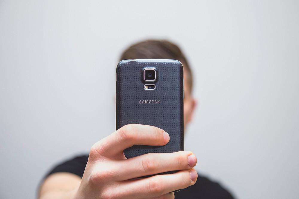 Pokolenie Z - selfie