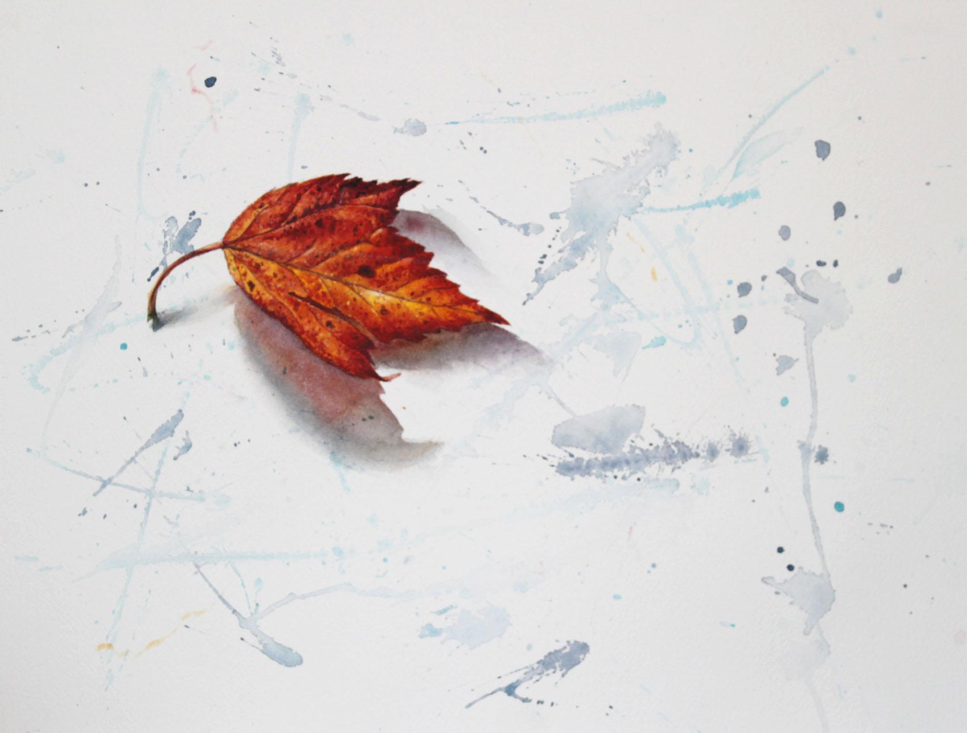 """Fall Leaf 2012"""