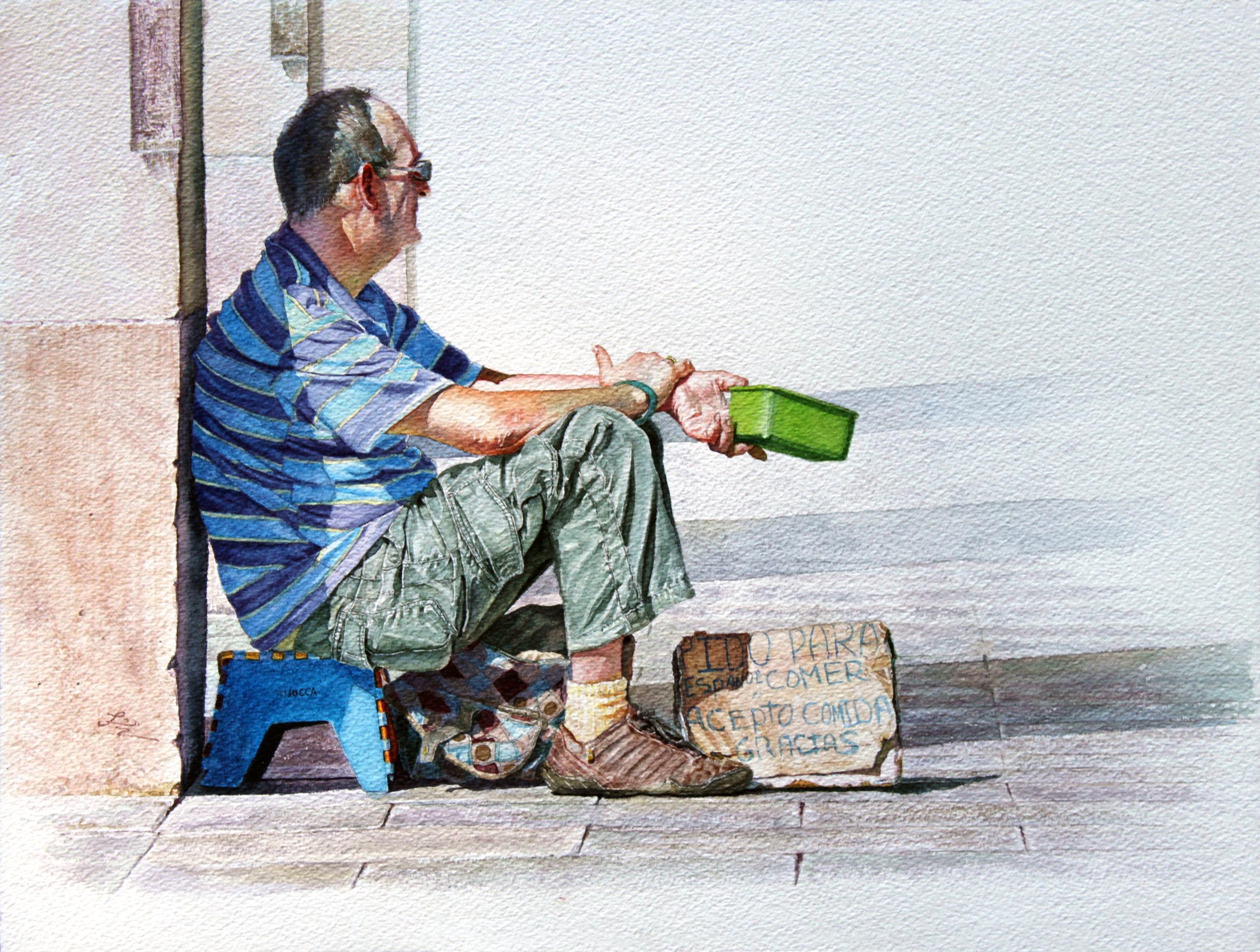 """""""Zaragozan Beggar"""""""