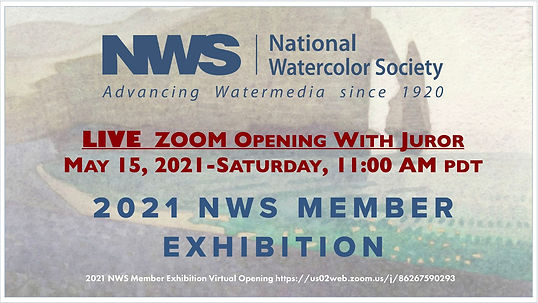 2021 NWS-Member Exhibition Virtual Openi