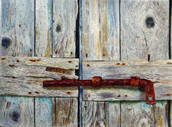 """Farnese Barn Door 1"""