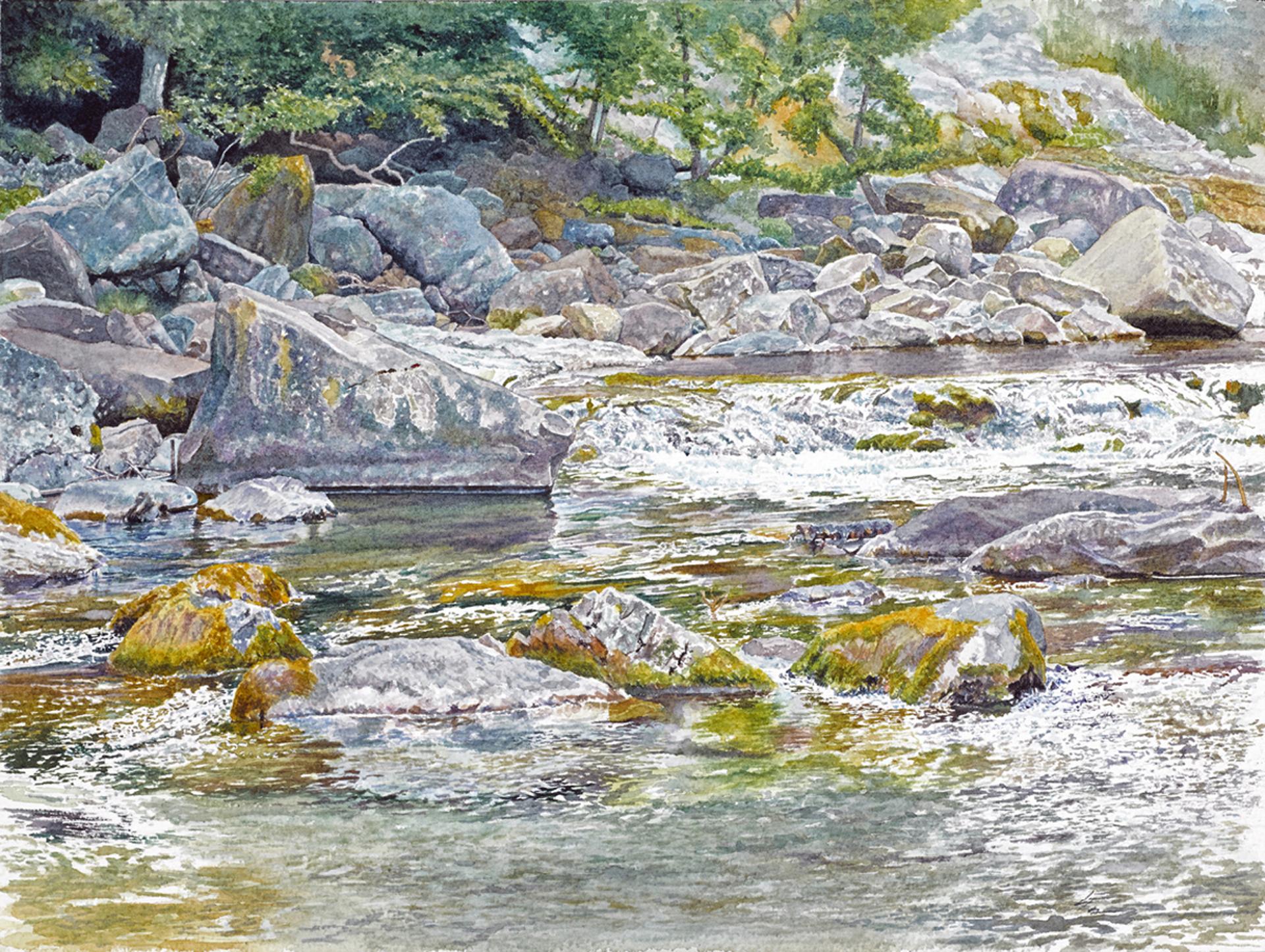 Arazas River 1
