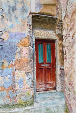 """""""House # 8, Farnese, Italy"""""""