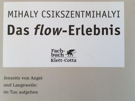 Der FLOW - reiner Zufall oder gar trainierbar!