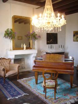 Salon intérieur