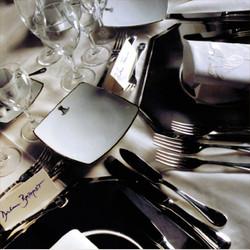 Vaisselles et argenterie de prestige
