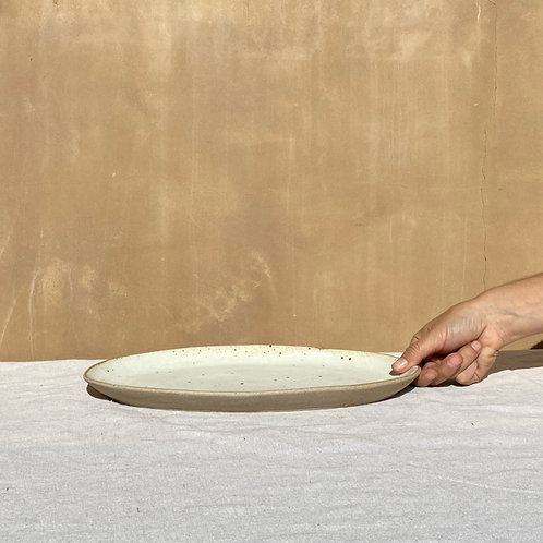 The Oval Platter