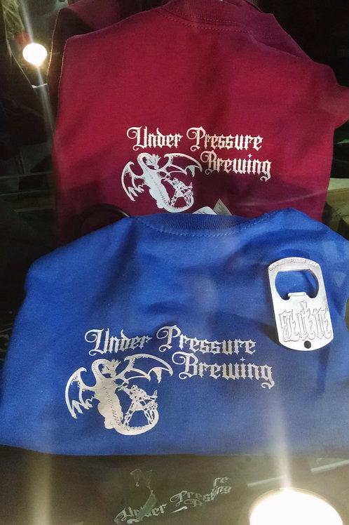 Under Pressure Brewing T-shirt