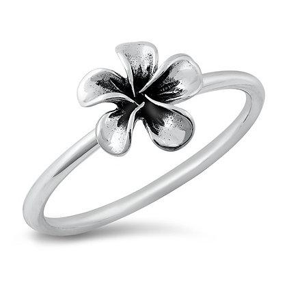 Plumeria Bloom Ring