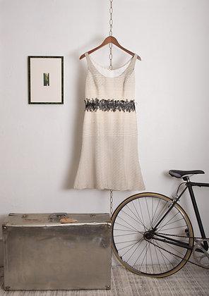 Carolina Herrera Striped Dress