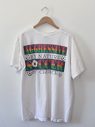 1993 CYRK Soccer T-Shirt Large