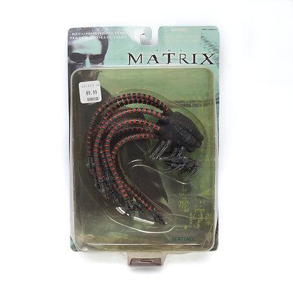 "6"" The Matrix, Sentinel Action Figure, 2000"