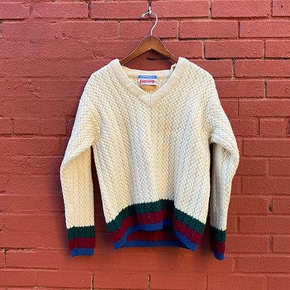 Vintage Austrian Jantzen Wool Sweater