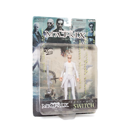 "6"" The Matrix, Switch Collectible Action Figure"
