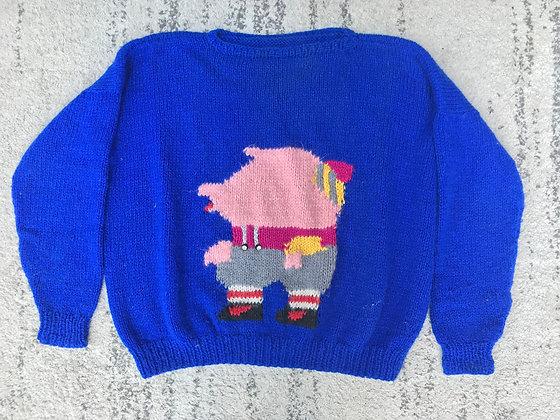 Vintage Pig Sweater