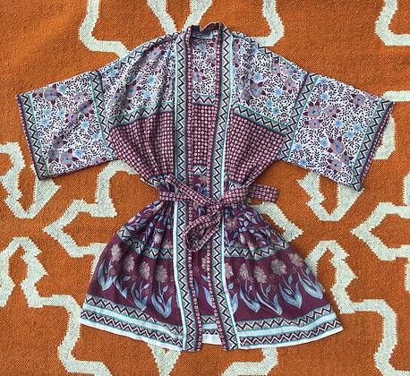 60s/70s Saybury Robe/Dress