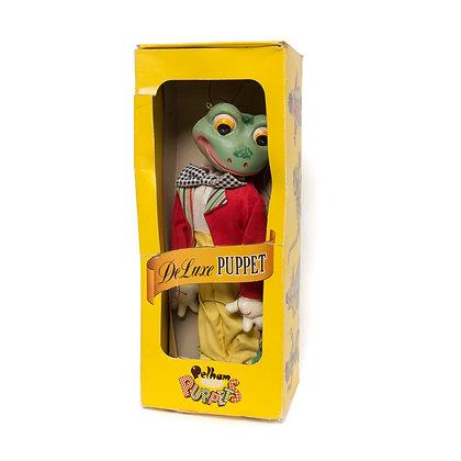 Pelham Puppet - Frog Marionette