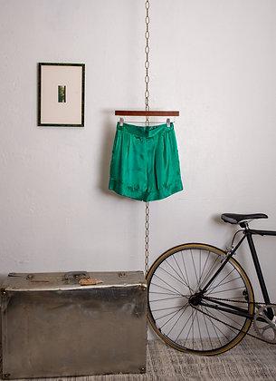 Vintage Deadstock Outdoor Generation Silk Shorts