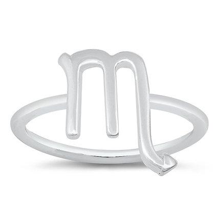 Scorpio Zodiac Ring
