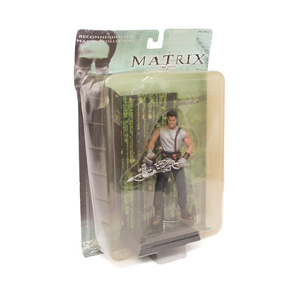"6"" The Matrix, Tank Collectible Action Figure"