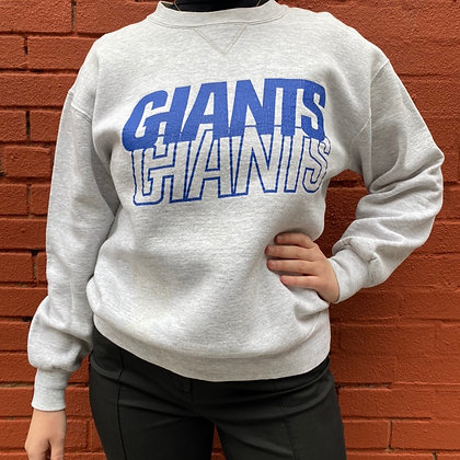 Vintage Russell Athletic Giants Crewneck