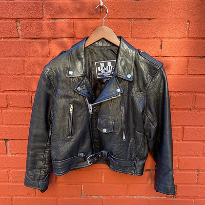 Unik Leather Motorcycle Jacket