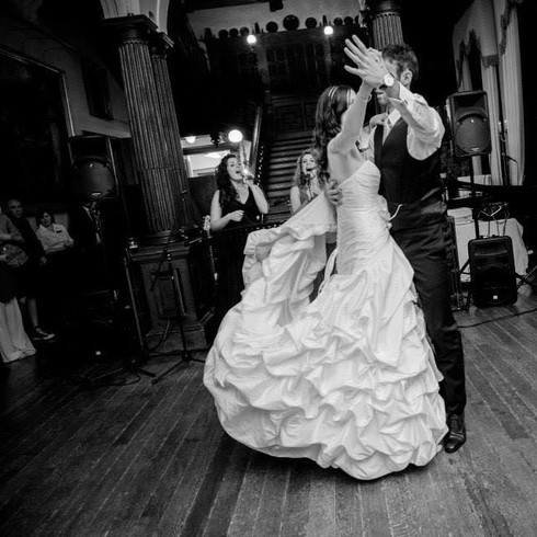 Rhian and Patrick O'Sullivan wedding