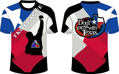 TKO League Custom Dry Fit Shirt
