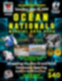 Ocean Nationals Flyer - Made with Poster