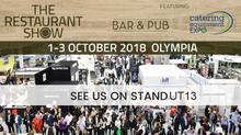 The Restaurant Show 2018