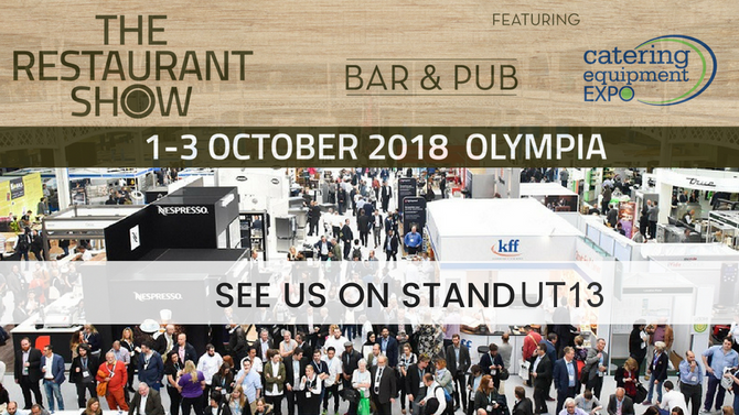 The Restaurant Show 2018