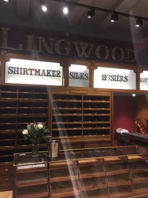 New & Lingwood - Bespoke Gentleman's Outfitter SW1 Jermyn Street.