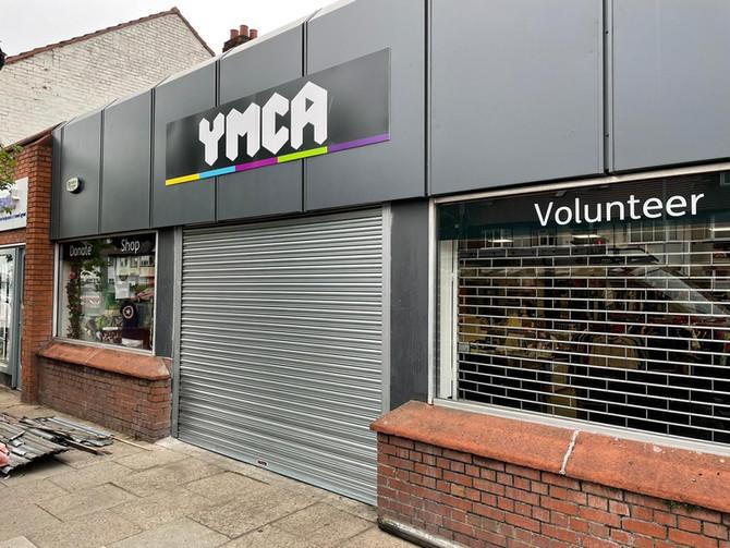 New Happy Client - YMCA Shopfront