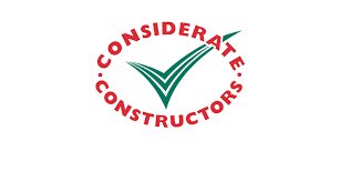 DRC Property Ltd are proud to announce that we are now a part of the Considerate Construction Scheme