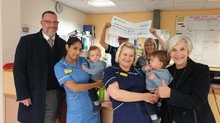 Raising Funds for Derby Royal Neonatal Intensive Care Unit