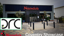 Nando's Coventry Showcase