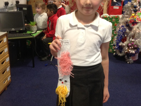 Sock puppets in 1R