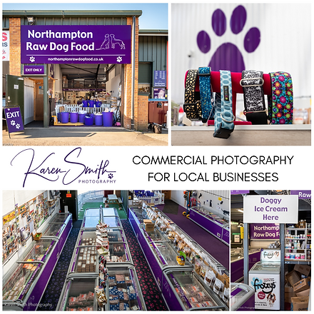 COMMERCIAL PHOTOGRAPHY FOR LOCAL BUSINES