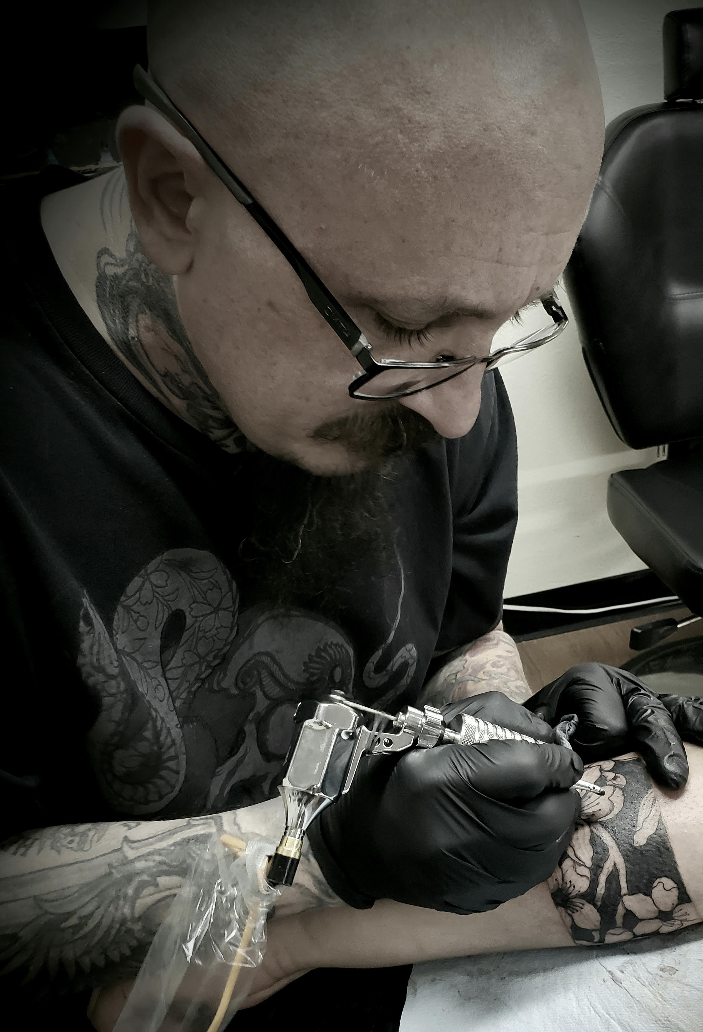 Tattoo Consultation w/ Shiloh James