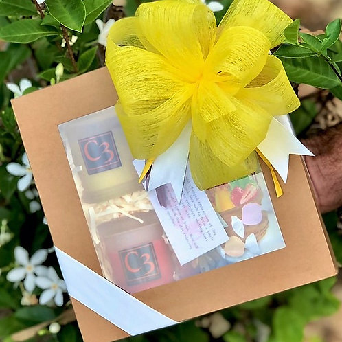 Taste of the Tropics gift boxes