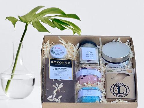 Bath pamper gifts